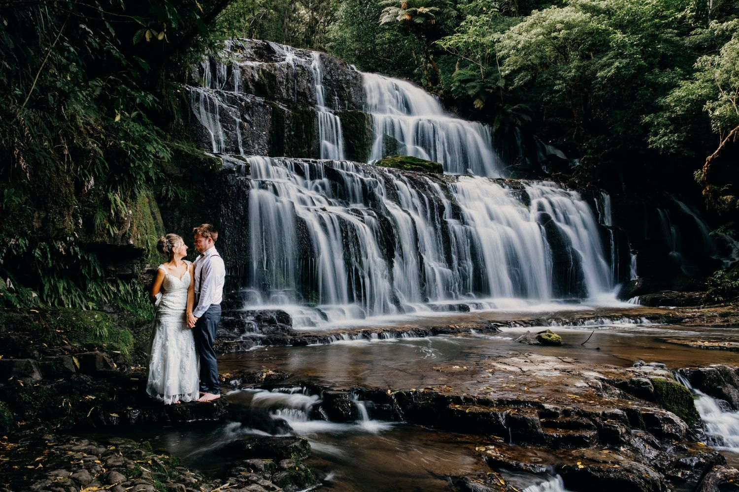 Catlins Wedding - Stories - Weddings