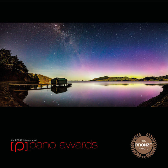 International Pano Awards 2017 Bronze